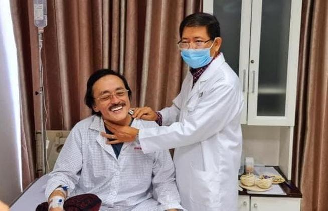 """Nghệ sĩ Quang Tèo: """"Giang Còi lận đận, vất vả cả một đời…"""""""