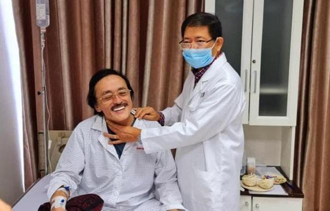 Nghệ sĩ Quang Tèo: Giang Còi lận đận, vất vả cả một đời… - 1