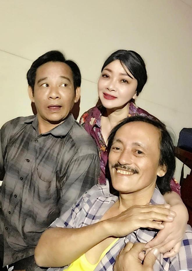 Nghệ sĩ Quang Tèo: Giang Còi lận đận, vất vả cả một đời… - 5