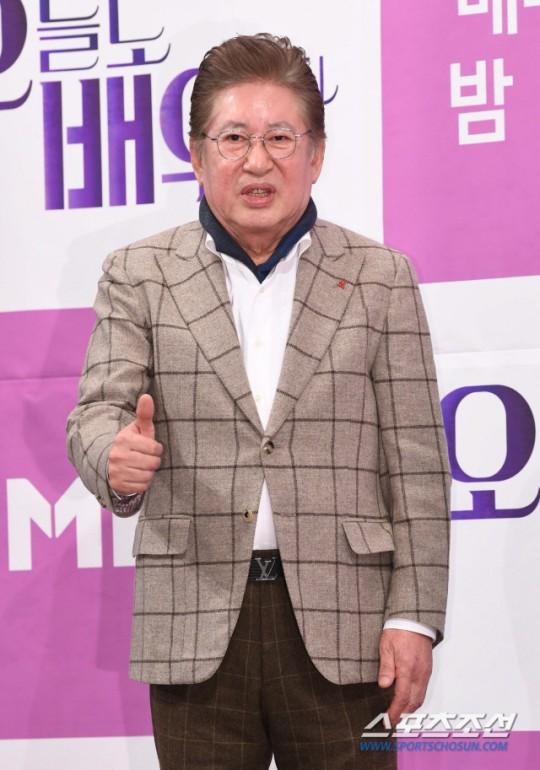 Kim Yong Gun là một diễn viên quen mặt đối với khán giả Việt.