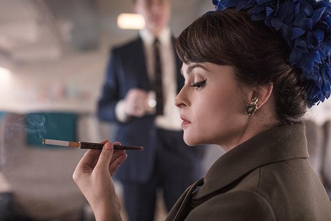 Helena Bonham Carter gặp nhà ngoại cảm để trò chuyện với hồn ma Công chúa Margaret