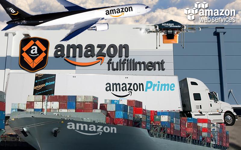 Bằng cách nào Amazon vượt qua Walmart?