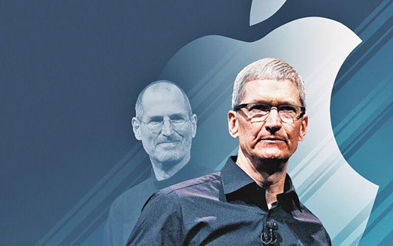 Dấu ấn 10 năm của Tim Cook ở Apple