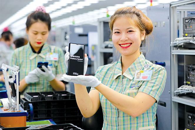 """""""Tham"""" như Samsung!"""