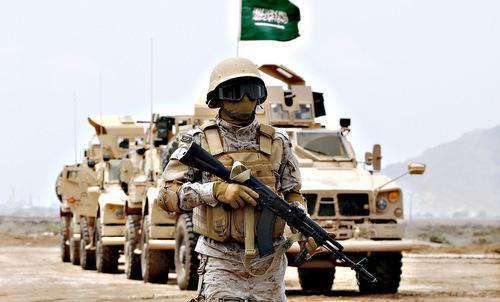 chien luoc dung tien thay mau cua arab saudi