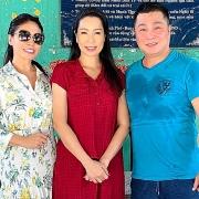 Gia đình Lý Hùng tu sửa Viện dưỡng lão nghệ sĩ