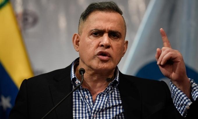 Venezuela truy tố 'gián điệp Mỹ' tội khủng bố