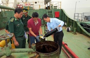 Ngăn chặn tình trạng buôn bán xăng dầu lậu
