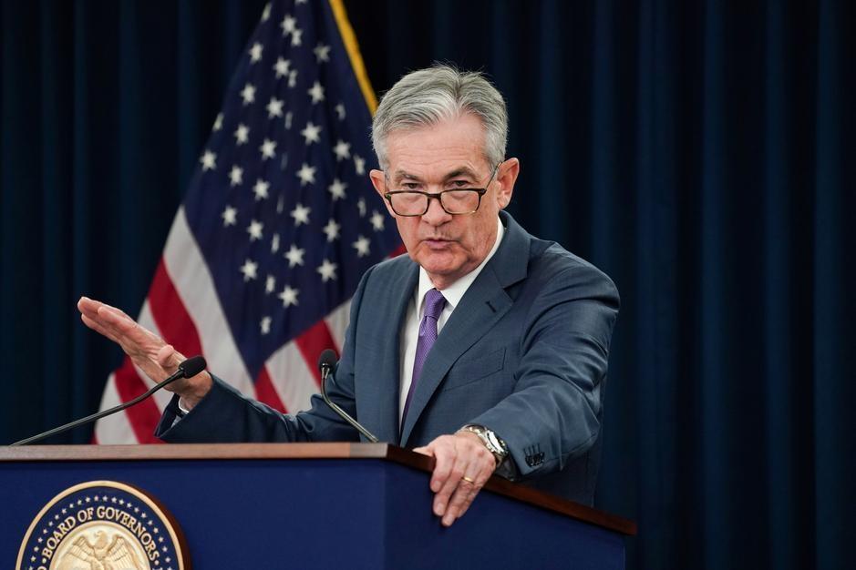 Fed có thể giữ lãi suất gần 0% đến năm 2023