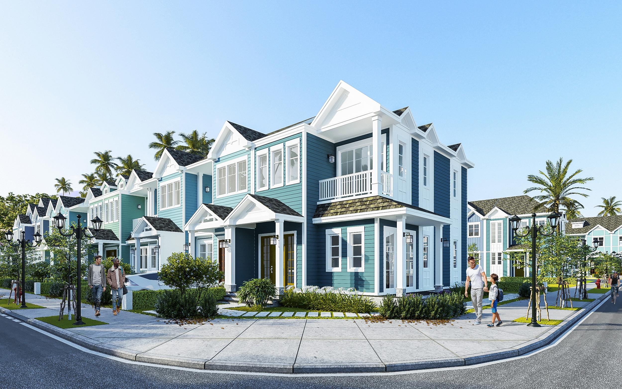 Nhà đầu tư xuống tiền cho second home biển Phan Thiết