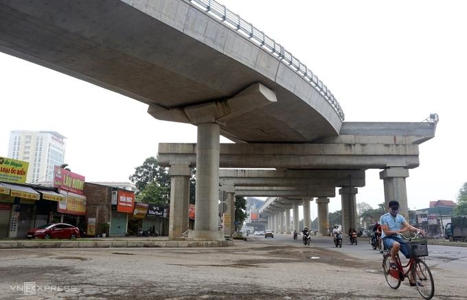 Hà Nội đề xuất làm tuyến đường sắt đô thị hơn 65.000 tỷ đồng