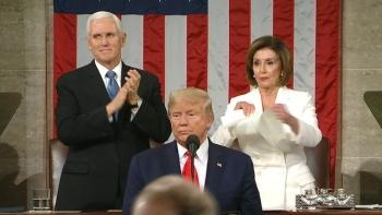 Ông Trump: Đảng Dân chủ càng cố luận tội, tôi sẽ đắc cử