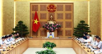 Phó Thủ tướng Phạm Bình Minh chủ trì phiên họp Ủy ban 1899