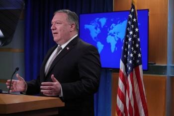 Ngoại trưởng Mỹ hoan nghênh Anh, Pháp, Đức lên tiếng về Biển Đông