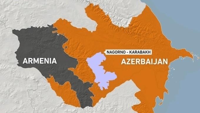 UAV Azerbaijan phá hủy tên lửa, kho đạn Armenia