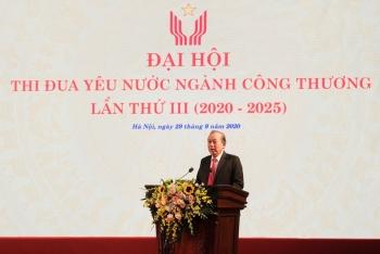 Phó Thủ tướng Thường trực Trương Hòa Bình dự Đại hội Thi đua yêu nước ngành công thương