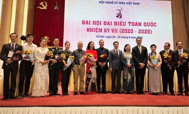 Phó Thủ tướng Vũ Đức Đam dự Đại hội Hội Nghệ sĩ múa Việt Nam