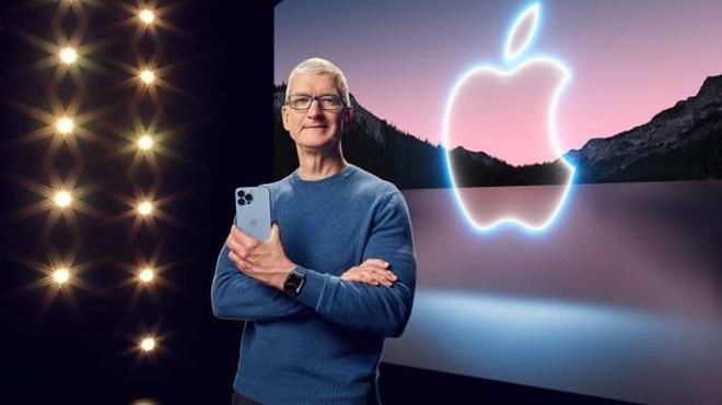 Cổ phiếu Apple diễn biến ra sao trong ngày ra mắt iPhone 13?