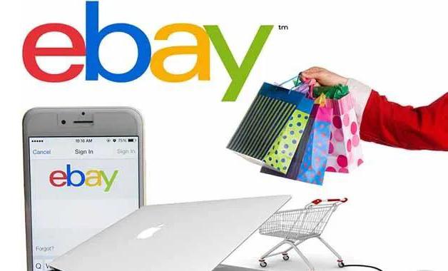 eBay.com, một website đấu giá trực tuyến, nơi mà mọi người khắp nơi trên thế giới có thể mua hoặc bán hàng hóa và dịch vụ.