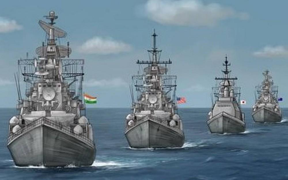 Mỹ và những mục tiêu chiến lược ở Biển Đông