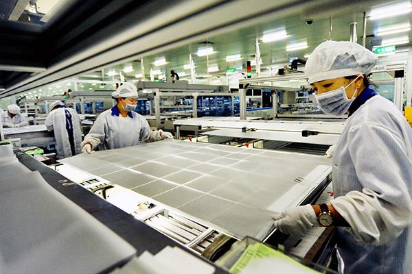 JinkoSolar vừa đầu tư nhà máy thứ 2 tại Quảng Ninh.