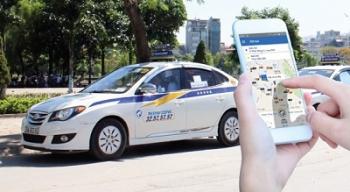 canh tranh uber grab taxi truyen thong dung chung ung dung dat xe