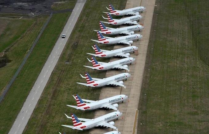 Các hãng bay Mỹ sắp cho nghỉ không lương 32.000 nhân viên