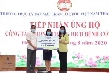 Vinamilk dẫn đầu bảng xếp hạng Top 10 thương hiệu mạnh nhất Việt Nam, thuộc Top 1000 thương hiệu hàng đầu châu Á