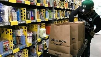 Hơn 19.000 nhân viên Amazon mắc Covid-19
