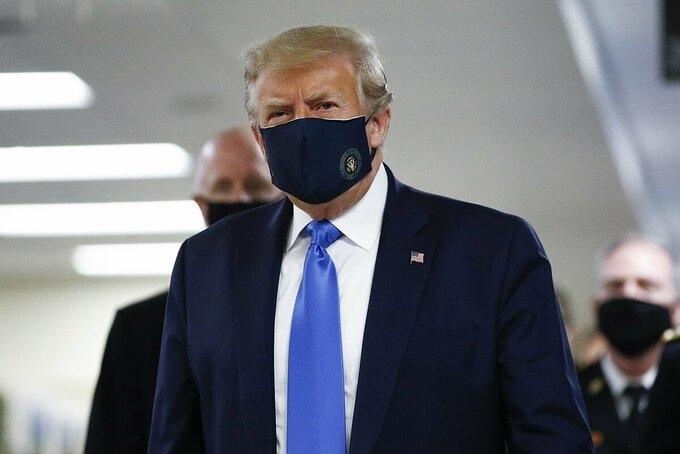 4 bài học của Mỹ sau khi Trump nhiễm nCoV