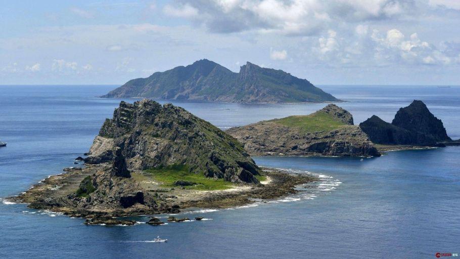 Nhật Bản phát hiện tàu Trung Quốc gần quần đảo Senkaku/Điếu Ngư