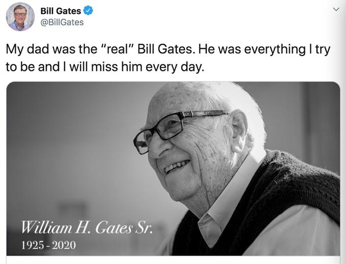Nguyên tắc dạy con của cha Bill Gates