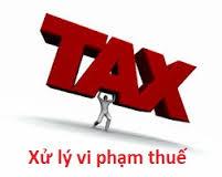 Trốn thuế sẽ bị phạt tiền từ 1 - 3 lần số thuế trốn