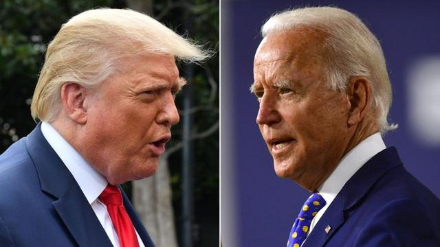 Bầu cử Tổng thống Mỹ: Làm sao để Biden hoặc Trump giành đủ số phiếu?