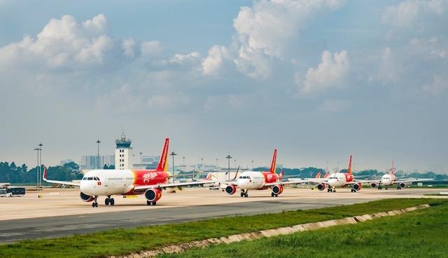 """Nhân đôi niềm vui với ưu đãi cực """"chất"""" cho giá vé và hành lý ký gửi trên toàn mạng bay nội địa Vietjet"""