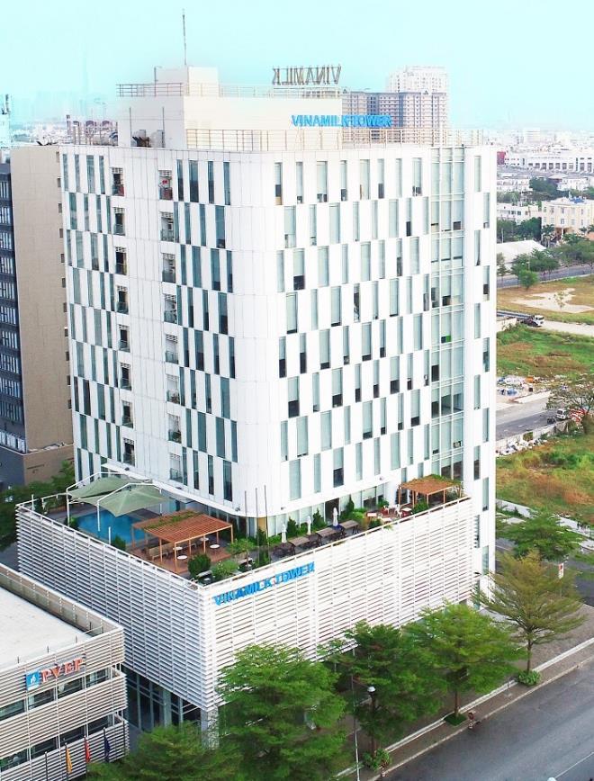 Vinamilk lần thứ 3 liên tiếp được bình chọn là nơi làm việc tốt nhất Việt Nam - 3