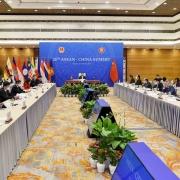 ASEAN-Trung Quốc bàn về hoà bình, an ninh, ổn định ở khu vực, trong đó có ở Biển Đông