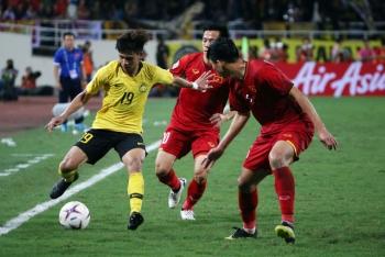 Đội tuyển Việt Nam học cách chiến thắng dù bị đối thủ ép sân