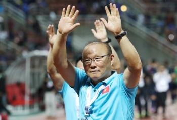 Thu nhập ngoài lương của HLV Park Hang-seo