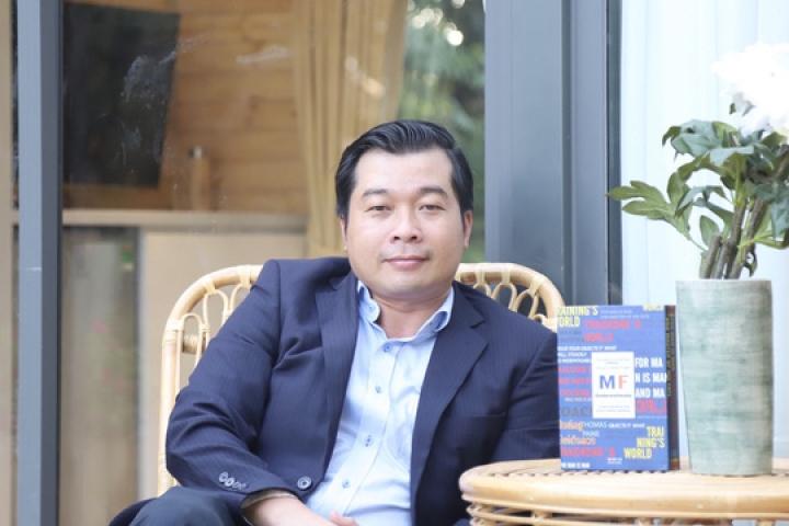 CEO Huỳnh Bảo Toàn và giấc mơ về những ngôi nhà di động