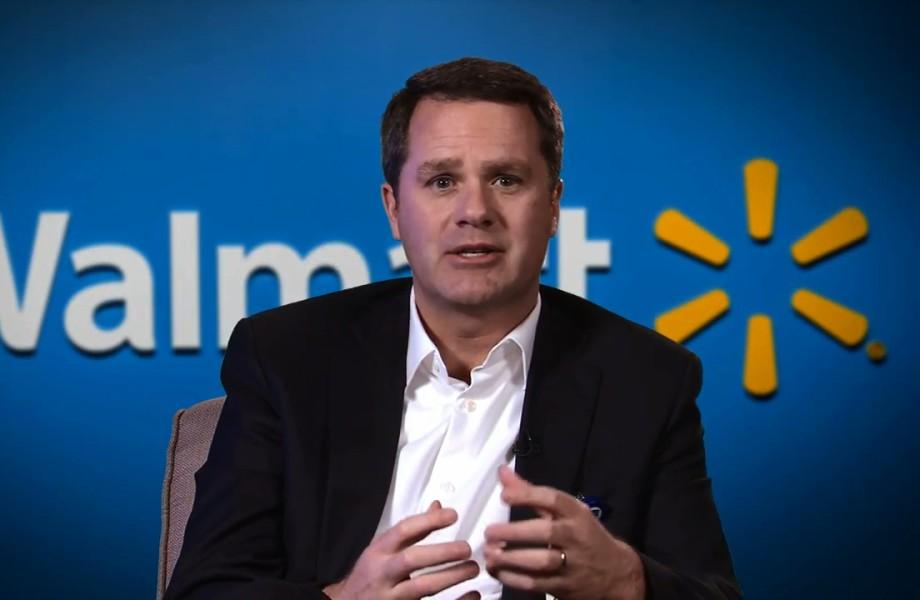 CEO Walmart, Doug McMillon hiện đang là đương kim chủ tịch của Hội nghị bàn tròn kinh doanh nước Mỹ.