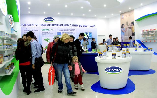 Vinamilk - Đại diện xuất sắc của thương hiệu quốc gia khi bước ra thị trường thế giới - Ảnh 10.