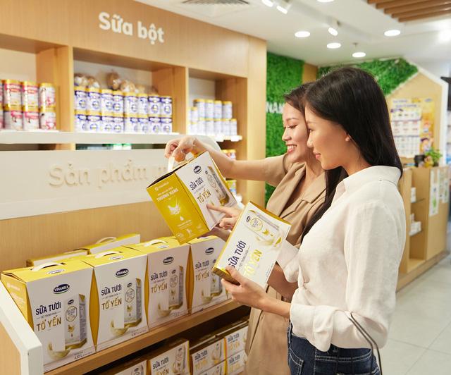 Vinamilk - Đại diện xuất sắc của thương hiệu quốc gia khi bước ra thị trường thế giới - Ảnh 11.