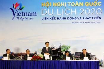 Phó Thủ tướng Vũ Đức Đam dự Hội nghị du lịch toàn quốc
