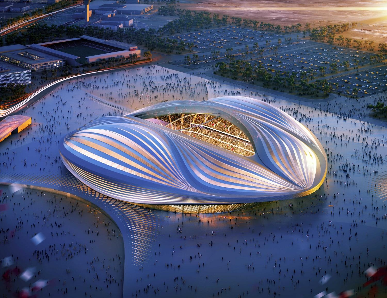 """[VIDEO] 7 sân vận động """"đẹp như mơ"""" phục vụ World Cup 2022"""