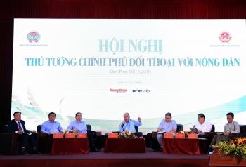 thu tuong chinh phu doi thoai voi nong dan