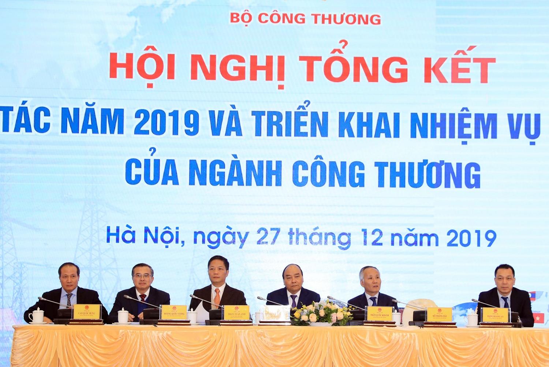 thu tuong nguyen xuan phuc du hoi nghi trien khai nhiem vu nam 2020 cua nganh cong thuong