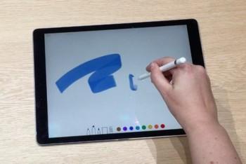 Apple công bố chính thức bán iPad Pro từ ngày 11/11