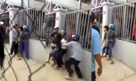 [VIDEO] Cặp đôi đồng tính gào khóc khi bị bắt về quê