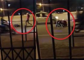 [VIDEO] Thanh niên Hà Nội lao ra đường tự sát vì cãi nhau với bạn gái